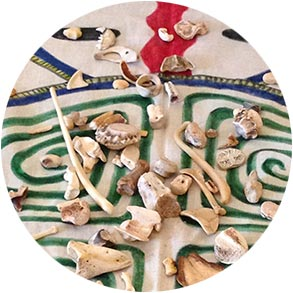 Bone Throw Ceremony